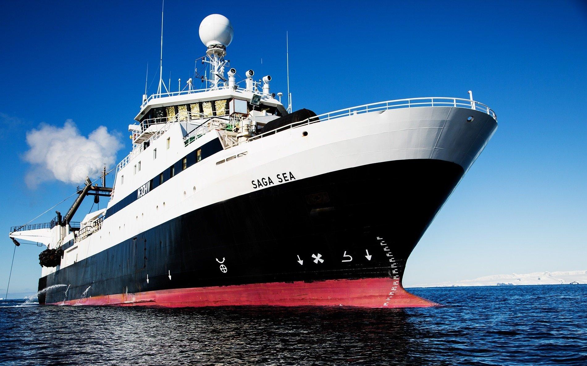 Saga-Sea-vessel-AkerBiomarine-vessel