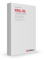 Krill Oil Concentrate Book 3D