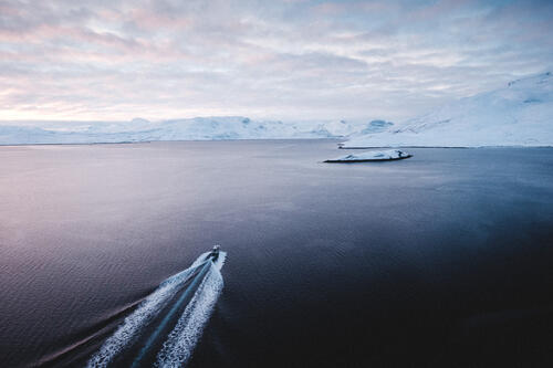 Traveling-to-Greenland-boat